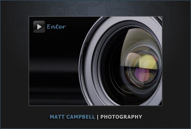 Matt Campbell Photograpy | Enter
